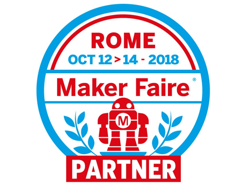 MAKER FAIRE 2018 - ROME 12/14 OCTOBER 2018 - Hall.8